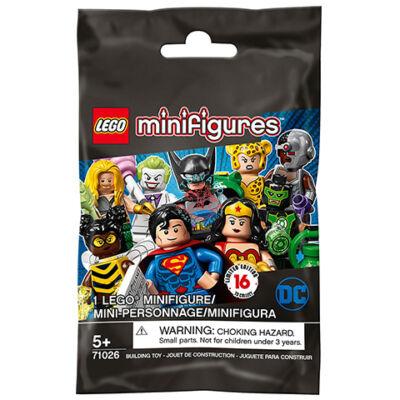 Lego Super Heroes DC meglepetés minifigura 71026