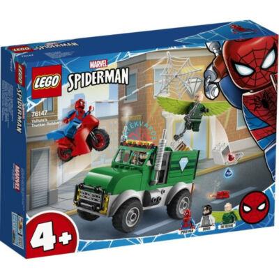 Lego Super Heroes :Keselyűs teherautós rablás 76147