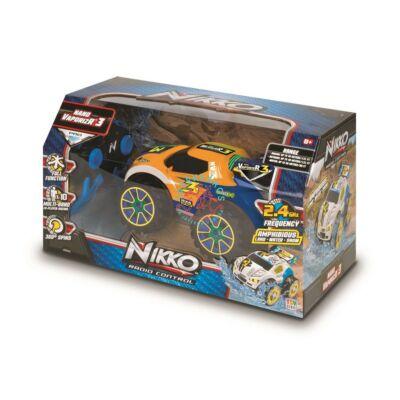 Nikko RC Nano VaporizR 3 narancssárga szinű távirányitos autó