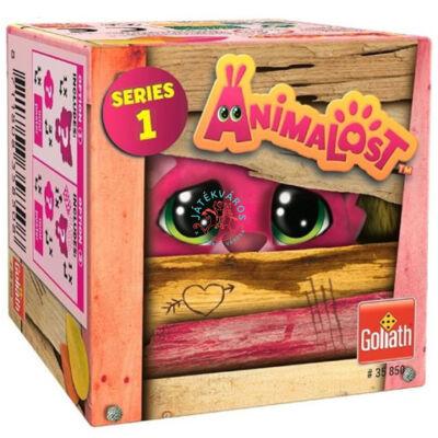 Animalost-Tekergők meglepetés figura csomag
