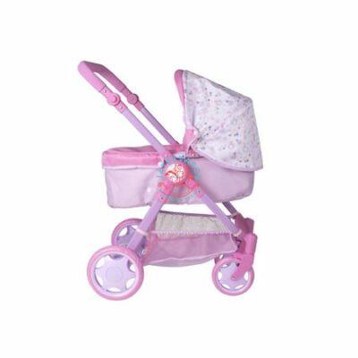 Baby Born Zapf baba multinfunkciós babakocsi 6in1