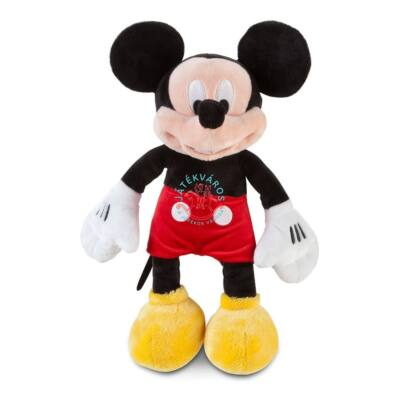 Walt Disney Mickey Miki egér plüss 25 cm