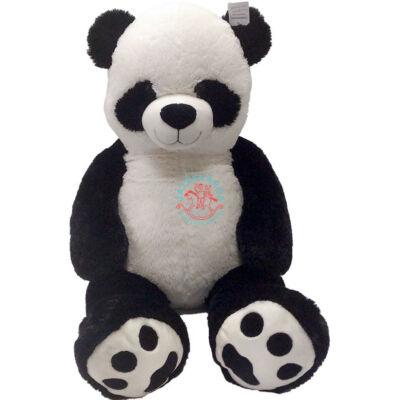 Óriás plüss  panda mackó, maci 100 cm