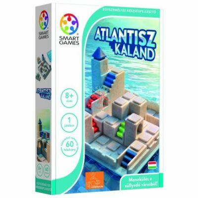Atlantisz kaland Smart Games logikai társasjáték