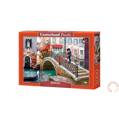 Velencei híd 2000 db-os puzzle Castorland
