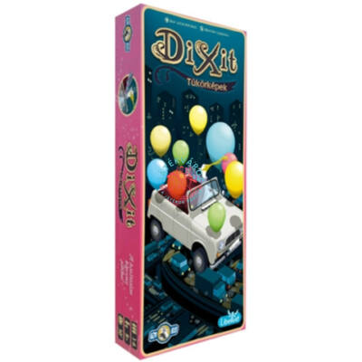 DIXIT 10 tükörképek társasjáték kiegészitő