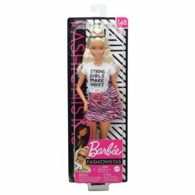 Barbie Fashionistas: baba csíkos szoknyában