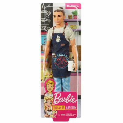Barbie Ken barista baba-Mattel
