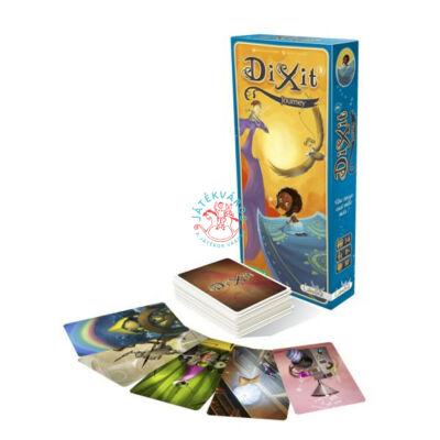 Dixit 3- Utazás társasjáték kiegészítő