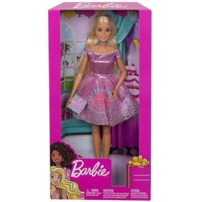 Barbie Baba Boldog születésnapot baba- Mattel