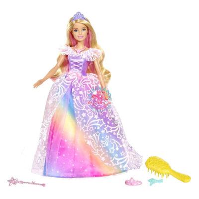 Barbie baba Dreamtopia szivárványhercegnő - többféle