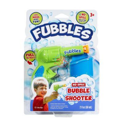 Fubbles Cseppmentes buborékfújó pisztoly 59 ml (többféle)