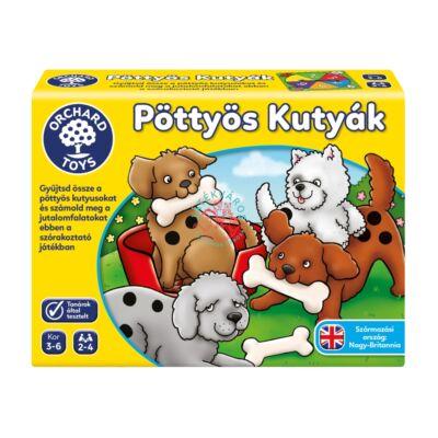 Orchard Toys Pöttyös kutyák társasjáték