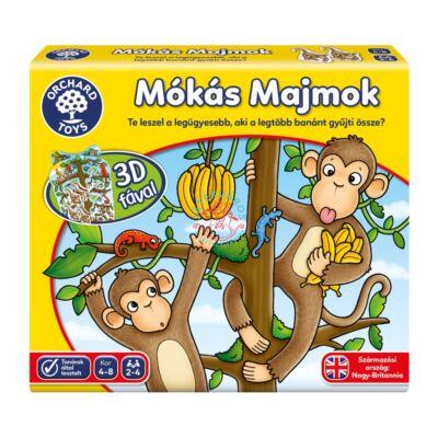 Orchard Toys Mókás majmok társasjáték