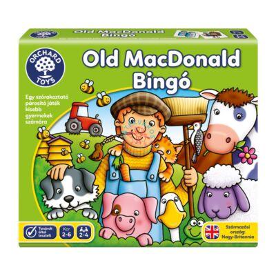 Orchard Toys Old McDonald Bingó társasjáték