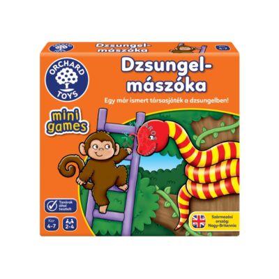 Orchard Toys Dzsungelmászóka mini társasjáték