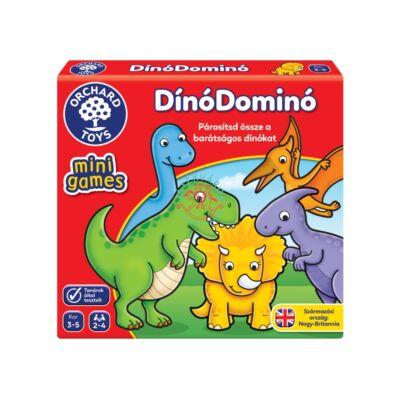 Orchard Toys Dinó domino társasjáték