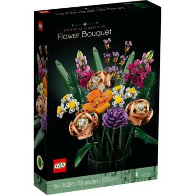 Lego Creator Expert Virágcsokor 10280
