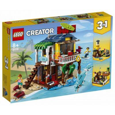 LEGO Creator Tengerparti ház szörfösöknek 31118