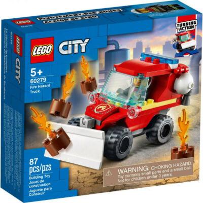 Lego City Fire Tűzoltóautó 60279