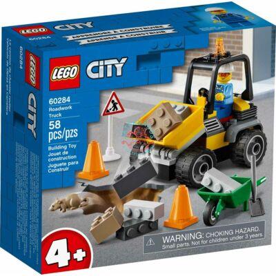 Lego City Great Vehicles Útépítő autó 60284