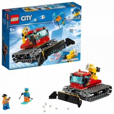LEGO City Great Vehicles 60222 Hótakarító