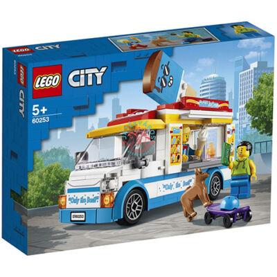 Lego City Great Vehicles Fagylaltos kocsi 60253