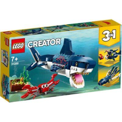 Lego Creator Mélytengeri lények 31088