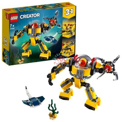 LEGO Creator Víz alatti robot 31090