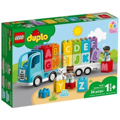 Lego Duplo My First Betűautó 10915