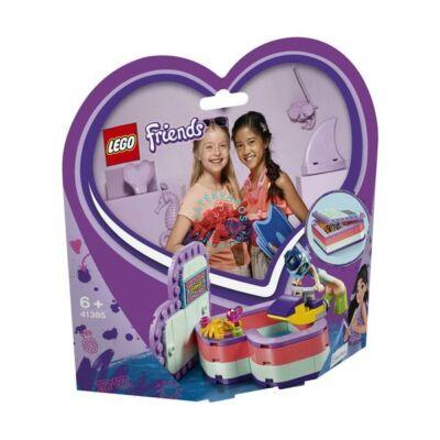 LEGO Friends Emma nyári szív alakú doboza 41385