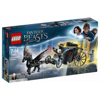 Lego Harry Potter Grindelwald szökése 75951
