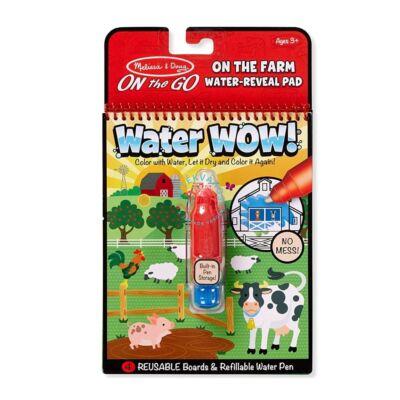 Melissa & Doug Rajzolás vízzel, Farm