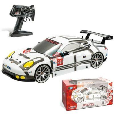Mondo RC távirányítós autó Porsche 911RSR 4WD drifting,1:10 2.4GHZ
