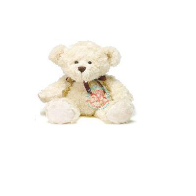 Teddykompaniet plüss maci 25 cm - cream