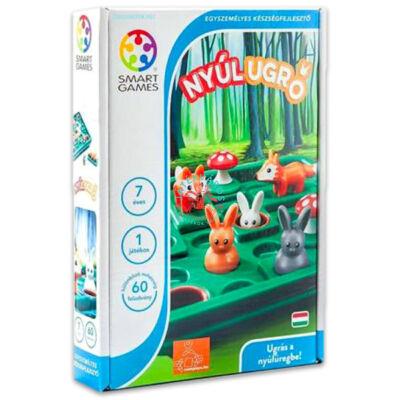 Nyúlugró Smart Games társasjáték