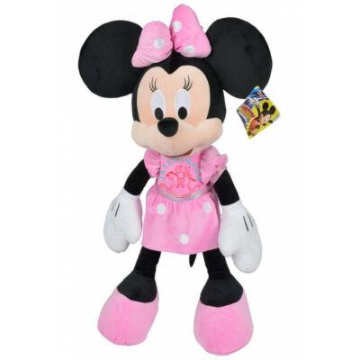 Walt Disney Minnie Egér plüss figura 60 cm