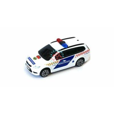 Bburago: Ford Focus  Magyar rendőrautó 1/43