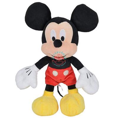 Walt Disney Mickey Miki Egér plüss figura 20 cm