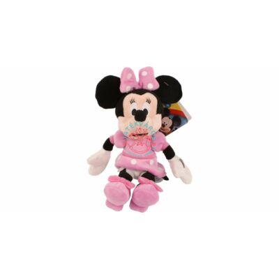 Walt Disney Minnie Egér plüss figura 20 cm
