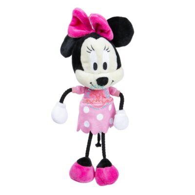 Walt Disney Minnie Egér bébi plüss figura 30 cm