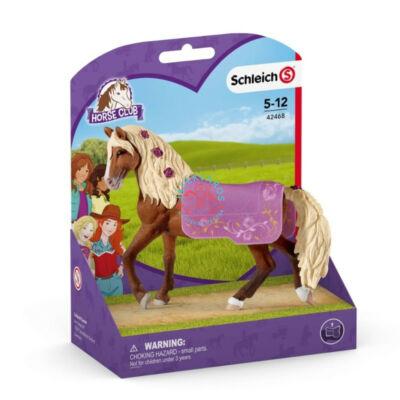 Schleich Paso Fino csődör lovasbemutató 42468