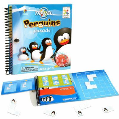 Smart Games Pingvin parádé mágneses utazó társasjáték