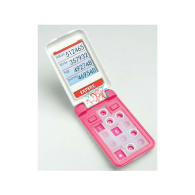 Smart phone - okostelefon logikai játék-rózsaszín Smart Games