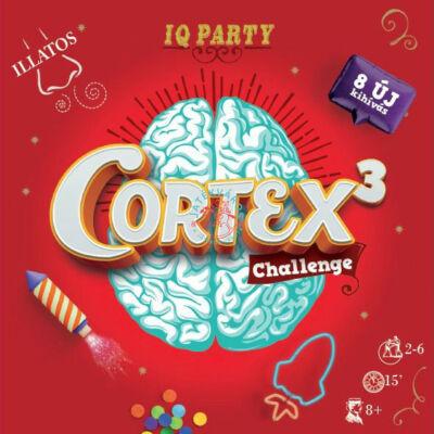 Cortex 3  IQ társasjáték
