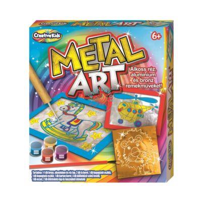 Creative Kids Metal Art