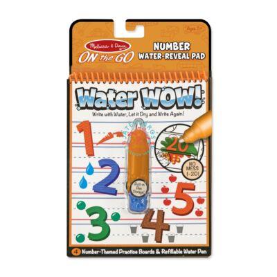 Melissa & Doug Rajzolás vízzel, számok