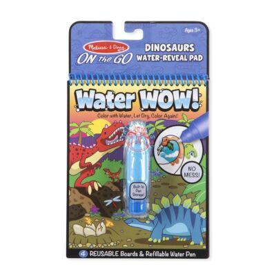 Melissa & Doug Rajzolás vízzel, dinoszaurusz